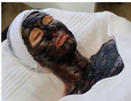 Ansigtsmaske